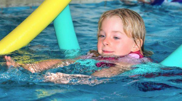 Anfängerschwimmkurs für Kinder