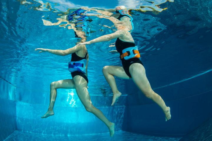 Aqua-Jogging